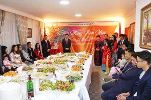 Người Việt tại Thổ Nhĩ Kỳ tưng bừng đón xuân Kỷ Hợi 2019