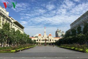 Phân luồng giao thông phục vụ lễ hội đường Hoa, đường Sách Tết Kỷ Hợi