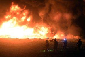 Mexico: 91 người thiệt mạng trong vụ nổ đường ống dẫn nhiên liệu