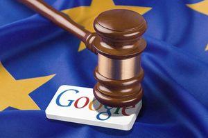 Google bị phạt 50 triệu euro vì vi phạm quy định bảo vệ dữ liệu chung