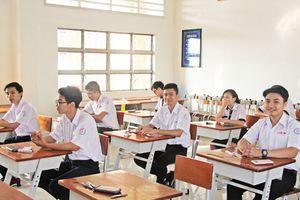 Không mời người dạy đội tuyển tham gia ra đề thi chọn học sinh giỏi