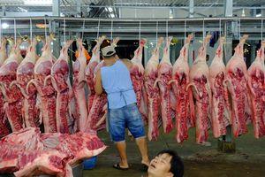 TP.HCM: Lại phát hiện hàng chục con heo không rõ nguồn gốc, chảy dịch, bốc mùi tuồn vào chợ Bình Điền tiêu thụ Tết