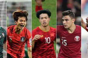 Công Phượng dẫn đầu giải bàn thắng đẹp nhất vòng 1/8 Asian Cup