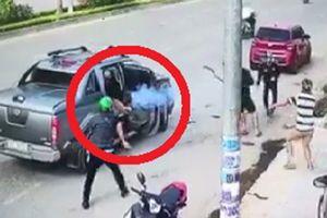 Hai nhóm thanh niên nổ súng hỗn chiến, 3 người bị thương