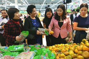 Hà Nội, tăng 10% hàng hóa chuẩn bị phục vụ nhu cầu Tết Nguyên đán