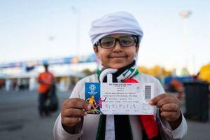 Hành trình trị giá một chiếc xe máy, nhưng ngập tràn niềm vui Dubai