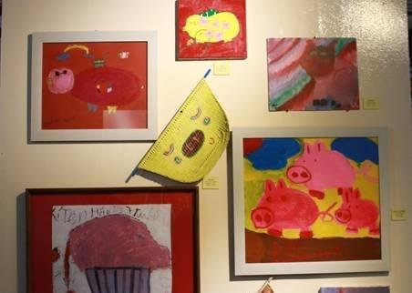 Hợi Dome - Triển lãm tranh đón Tết Kỷ Hợi