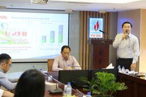 PVOIL thành công với ứng dụng công nghệ 4.0 trong kinh doanh