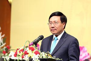 Việt Nam luôn cởi mở trong hợp tác, ủng hộ chính nghĩa