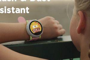 Đã có đồng hồ thông minh đầu tiên cho trẻ em - Coolpad Dyno