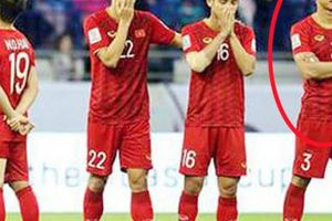 Hình ảnh chứng minh Quế Ngọc Hải xứng danh đội trưởng tuyển Việt Nam