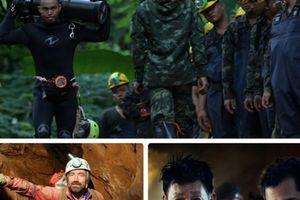 Giải cứu nghẹt thở 12 cậu bé dưới hang: Đội cứu hộ bất ngờ vào phim