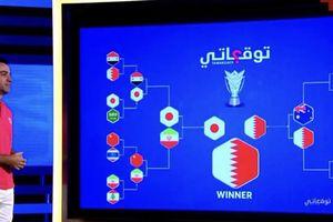 'Choáng' vì dự đoán như thần của Xavi ở Asian Cup 2019