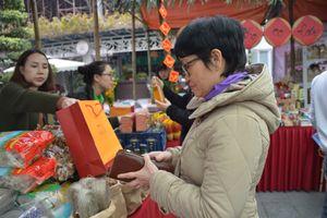 Hội chợ 'Nông nghiệp sạch - Vị ngon, Tết ấm'