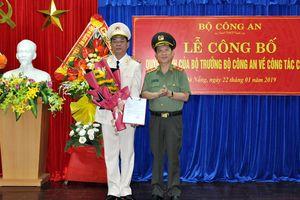 Đại tá Quách Hữu Trung giữ chức vụ Giám đốc Bệnh viện 199