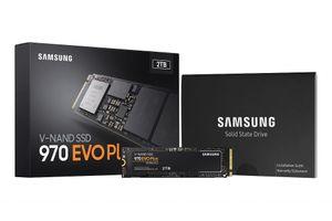 Samsung 970 EVO Plus, nâng cao mức hiệu suất cho dòng SSD NVMe