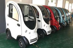 'Soi' xe ôtô IDU giá sốc, chỉ 40 triệu tại Việt Nam