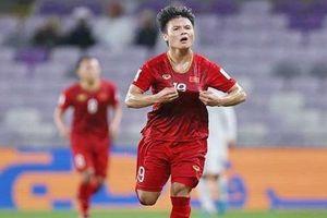 Quang Hải dành giải cầu thủ xuất sắc nhất vòng bảng Asian Cup 2019