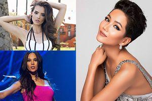 Dàn đối thủ gợi cảm, H'hen Niê có lọt top 10 Miss Grand Slam?