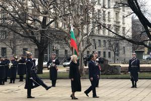 Đại sứ Đoàn Tuấn Linh trình Ủy nhiệm thư lên Tổng thống Bulgaria
