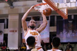 Saigon Heat thắng trận thứ 10 giải bóng rổ nhà nghề Đông Nam Á