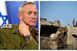 Ứng viên Thủ tướng Israel dọa ném bom Gaza 'trở về thời đồ đá'