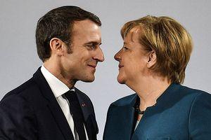 Pháp, Đức ký kết Hiệp ước thúc đẩy thành lập Quân đội châu Âu