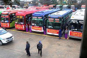 TT-Huế: 500 đầu xe ra quân phục vụ hành khách dịp Tết