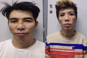 Hai vợ chồng mở 'tiệc' ma túy tập thể ở Sài Gòn