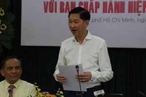 TPHCM ngăn tình trạng doanh nghiệp địa ốc bán 'lúa non'