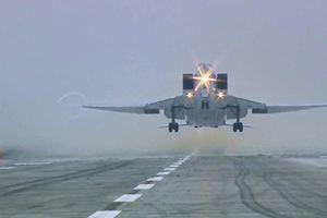 Nga: Rơi máy bay ném bom chiến lược TU-22M3, 3 phi công thiệt mạng