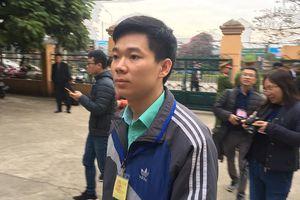 Bị luật sư ám chỉ thiếu trách nhiệm, Hoàng Công Lương cảm thấy bị xúc phạm