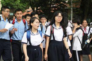 TP.HCM: Hạn chế tối đa chuyển trường sau khi trúng tuyển lớp 10