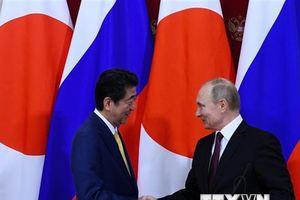 Nỗ lực của Thủ tướng Nhật giải quyết tranh chấp với Nga khó thành công