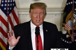Tổng thống Mỹ xúc tiến kế hoạch đọc thông điệp liên bang