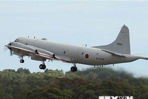 Yonhap: Máy bay tuần tra Nhật Bản lại bay sát tàu chiến Hàn Quốc
