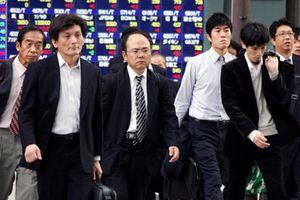 Nhật Bản công bố thu nhập cá nhân được chỉnh sửa kể từ tài khóa 2012