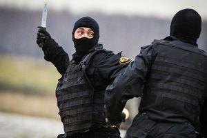 Ngắm dàn dao dành riêng cho đặc nhiệm Nga