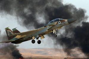 Nóng: Chiến đấu cơ Israel tới biên giới, quân đội Syria cảnh giác cao độ