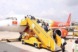 Vietjet khai thác hơn 12.500 chuyến bay phục vụ Tết