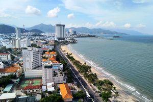 Thay đổi lưu thông để giảm kẹt xe đường đẹp nhất Nha Trang