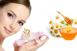 Công thức mặt nạ sữa chua mật ong cho da khô