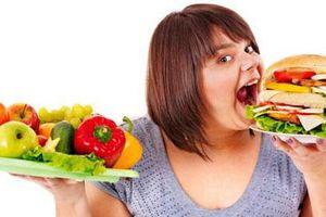 Chế độ ăn hợp lý cho người béo phì