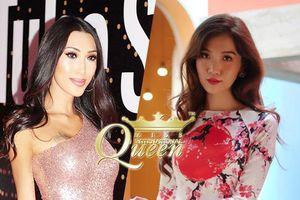 Bất ngờ xuất hiện cô gái gốc Việt cực xinh đẹp tranh vương miện với Nhật Hà tại Miss Int' Queen 2019