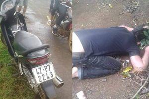 Thanh niên chết trong tư thế quỳ gối nghi do sốc ma túy ở Đắk Lắk