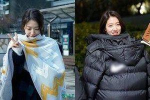 Công ty quản lý tung loạt ảnh hậu của Park Shin Hye sau tập cuối 'Hồi ức Alhambra'