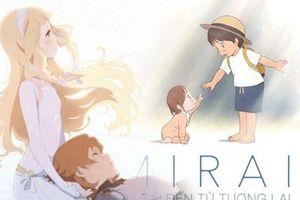 'Mirai' được đề cử giải Oscar cho Phim hoạt hình hay nhất