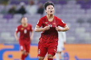 Báo chí quốc tế ngợi khen Quang Hải trước trận tứ kết với Nhật Bản