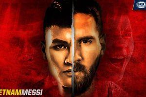 Tờ Fox Sports Asia ví Quang Hải như Messi