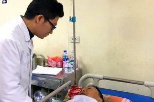 Tình trạng bệnh nhân trong vụ tai nạn nghiêm trọng ở Hải Dương